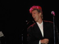 David Bowie's Glass Spider Tour In Sydney