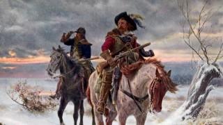 Soldaten zur Zeit des Dreißigjährigen Krieges