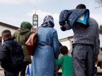 Flüchtlinge Familiennachzug Asyl