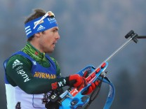 IBU Biathlon World Cup - Men's Relay