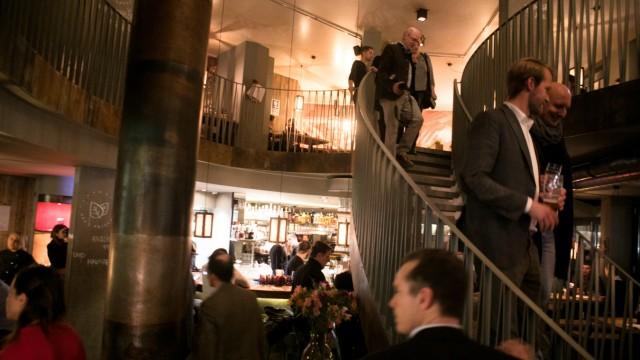 Eröffnung Restaurant Heimwerk Müllerstraße 49