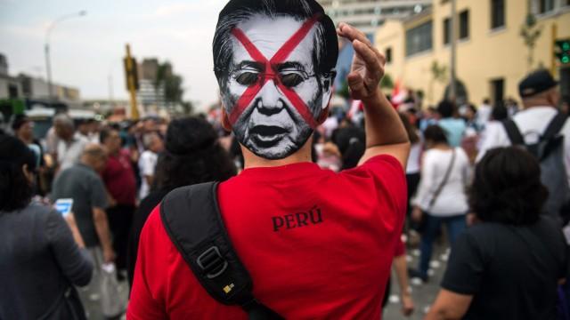 Peru Der Fall Fujimori