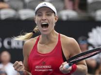 WTA-Tour in Sydney - Finale