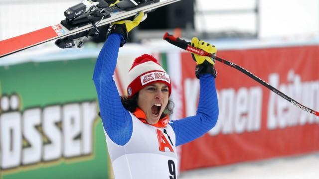 Alpine Skiing - Women's Super-G