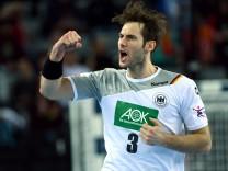 Handball-EM: Deutschland - Montenegro
