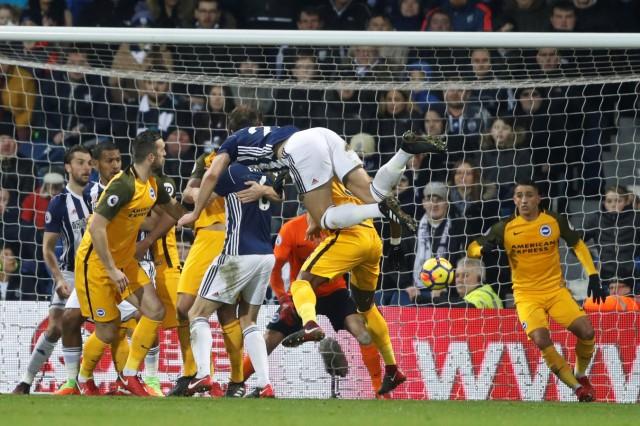 Premier League - West Bromwich Albion vs Brighton & Hove Albion