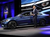 Detroit Auto Show 2018 - Volkswagen