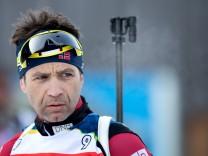 Biathlon-Weltcup Ruhpolding - Training