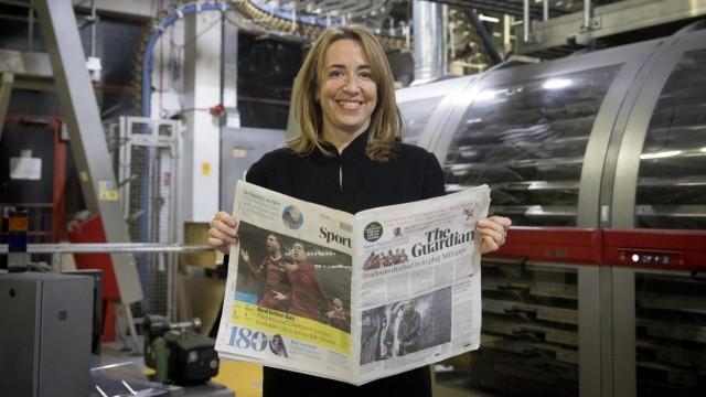 Süddeutsche Zeitung Medien Neues Format