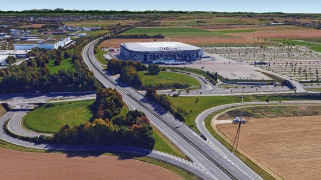 Baufirmen Augsburg verkehr asphalt auf b 17 muss erneuert werden bayern