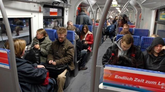 Zweite Stammstrecke S-Bahn-Taktung