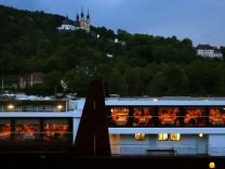 Abendessen auf Kreuzfahrtschiff