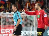 Handball-EM Slowenien - Deutschland