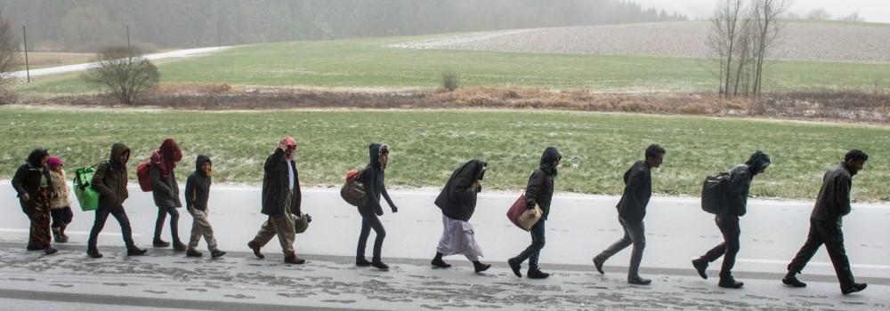 Sondierungen von Union und SPD - Migration