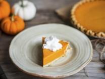 Pumpkin Pie, Kürbiskuchen, Das Rezept