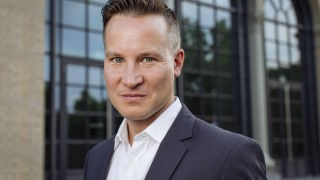 Richard Gutjahr bei der Verleihung des Grimme Online Award 2016 in der Kölner Flora Köln 24 06 201