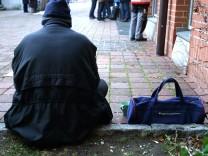 Obdachlosenhilfe St. Bonifaz in München, 2017