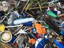 Plastic Pollution Is Choking The World's Oceans