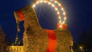 Europa Weihnachtsbrauch in Schweden