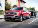 Ford F-150 Diesel Front Seite Fahrbild