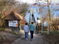 Holzhausen und sein Dampfersteg; Dampfersteg in Holzhausen