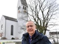 Gauting St Benedikt neuer Pfarrer: Ulrich Babinsky