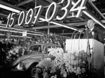 Fertigung Produkte Kaefer 1972