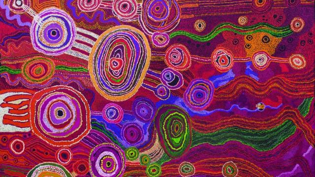 Aborigine Kunst Bilder