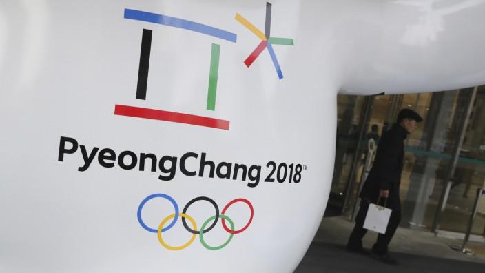 Vor den Olympischen Winterspielen 2018
