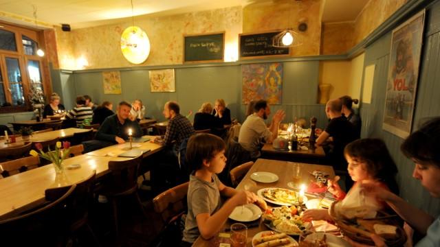 Restaurants in München Türkisch Essen im Dreimühlenviertel
