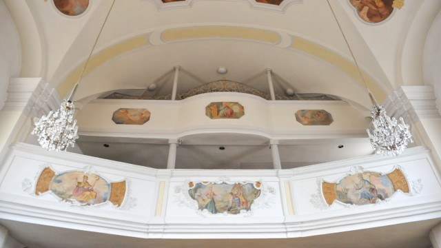 Unterföhring Kirchenjubiläum