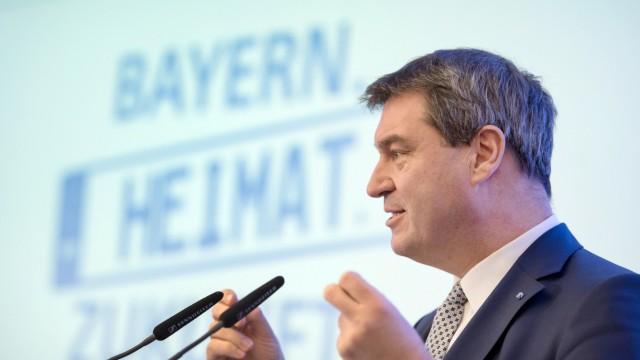 Abschluss Winterklausur CSU-Landtagsfraktion
