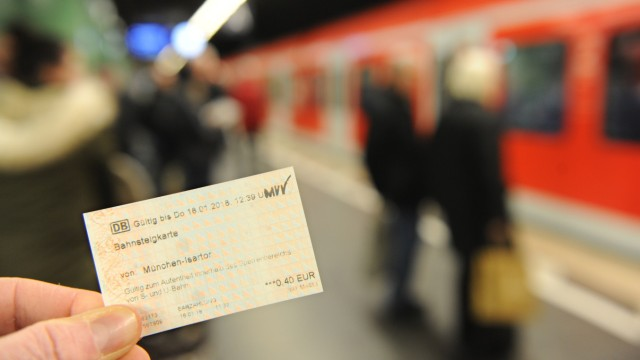 Verkehr in München U-Bahnkontrollen