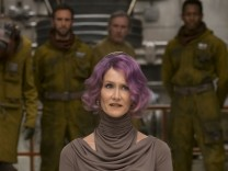 Laura Dern is Vice Admiral Holdo in Star Wars The Last Jedi 2017 Los Angeles CA PUBLICATIONxINxGE