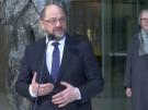Schulz erhält Rückendeckung von Gewerkschaften (Vorschaubild)