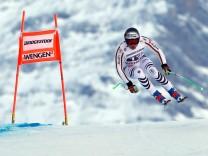 Ski alpin Weltcup in Wengen
