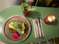 Café Gartensalon, Frühstück