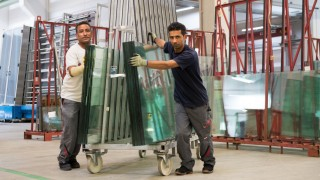 Arbeitsplätze für Flüchtlinge