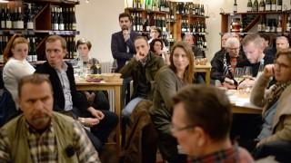 Der Stammtisch der SPD Trier diskutiert über die Frage nach einer erneuten großen Koalition.