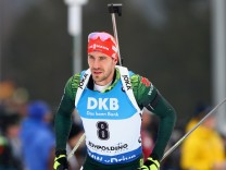 IBU Biathlon World Cup - Men's and Women's Mass Start