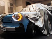 IAA 2009 Der neue Trabant;Getty