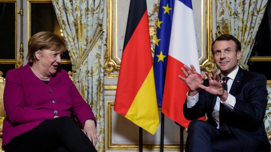 Was Berlin und Paris miteinander vorhaben