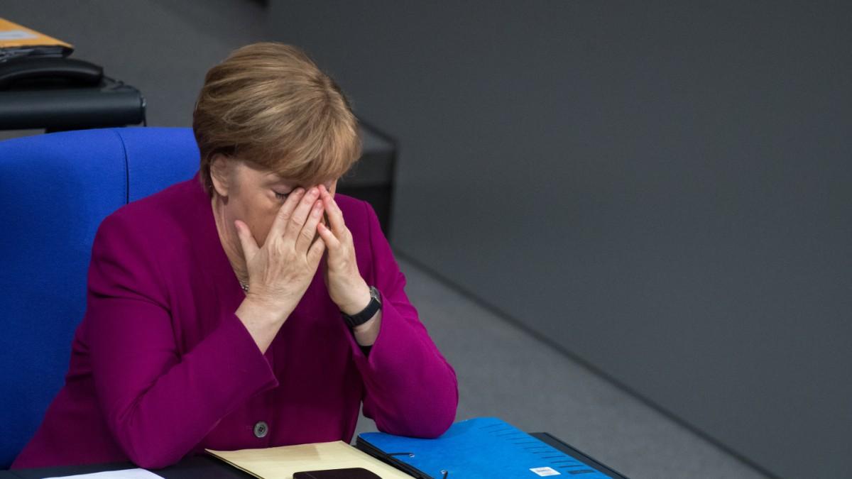 Merkels Ohnmacht - Politik - Süddeutsche.de