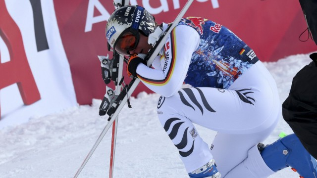 ALPINE SKIING FIS WC Kitzbuehel KITZBUEHEL AUSTRIA 20 JAN 18 ALPINE SKIING FIS World Cup men; Thomas Dressen
