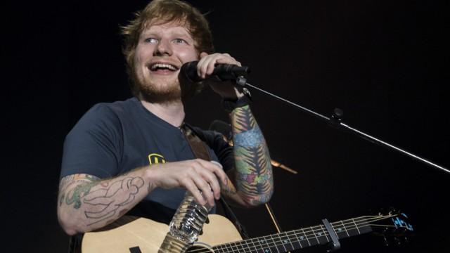 Ed Sheeran Verlobung Cherry Seaborn Perfect Hochzeit