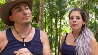 Matthias Mangiapane, Jenny Frankhauser, Dschungelcamp, Dschungelprüfung, RTL