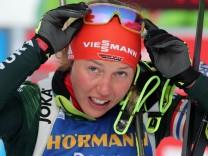 Biathlon: Weltcup - Damen