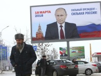 Vor den Wahlen in Russland
