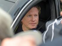 Hamburgs Trainer Markus Gisdol entlassen
