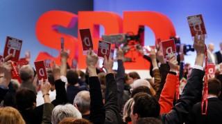 Bundestagswahl SPD-Parteitag